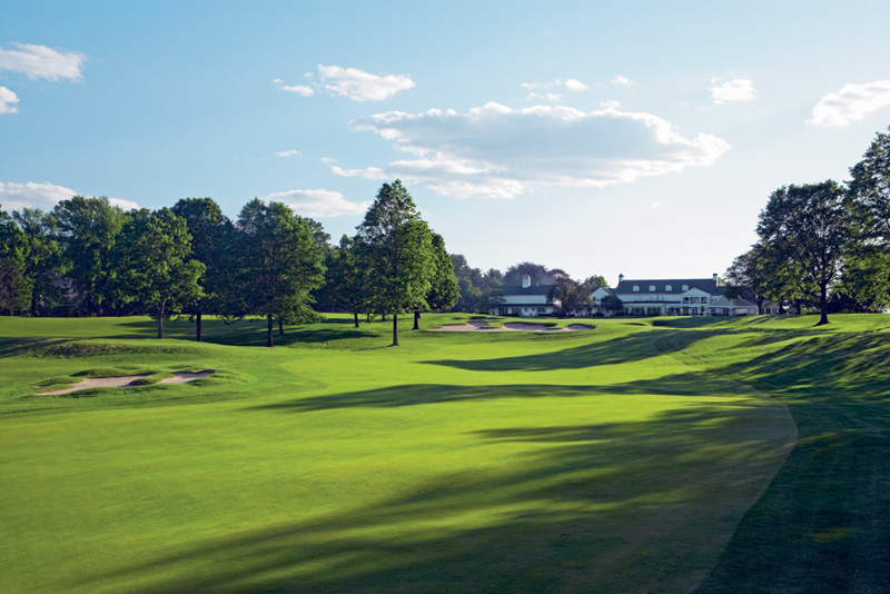 Plainfield Country Club Barclays