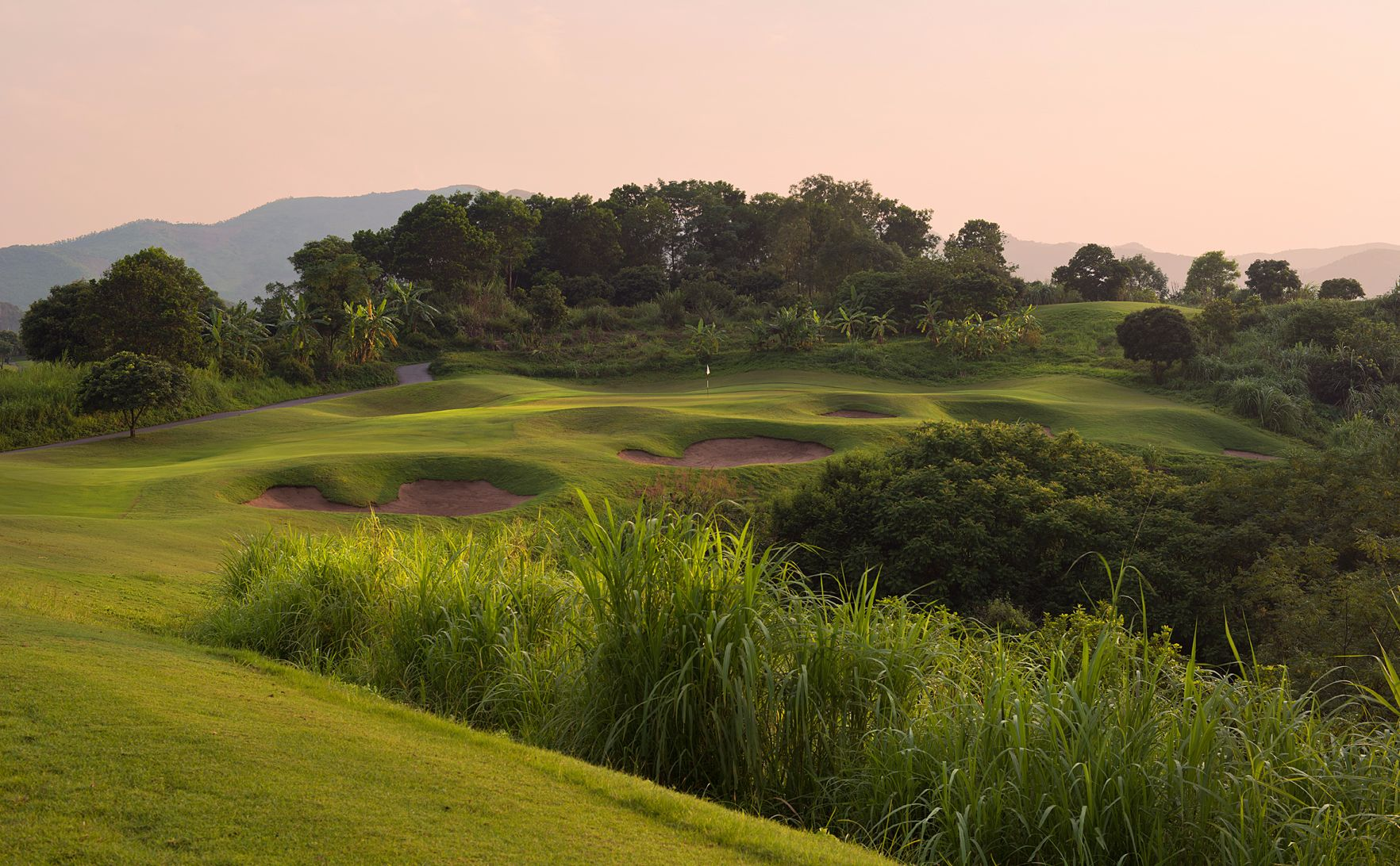 Hope Island Golf Course Review