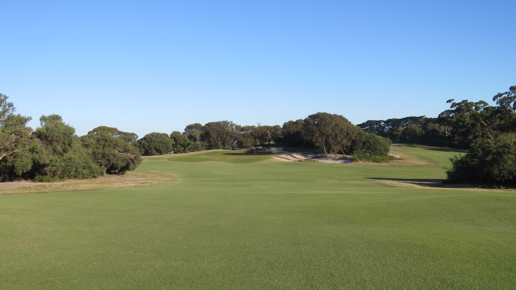 the royal melbourne golf club west course planet golf