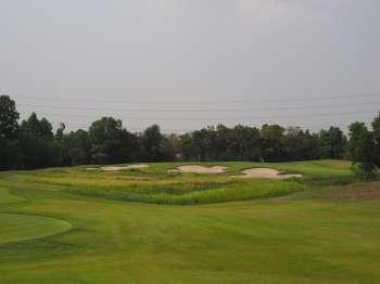 Ayodhya Links 7th Hole