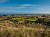Photo by Larry Lambrecht Barnbougle Dunes 7th Hole