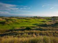 Photo by Larry Lambrecht Barnbougle Dunes 8th Hole