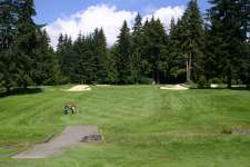 Capilano 12th Hole