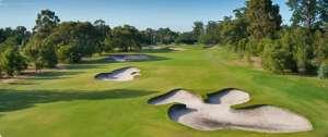 16th Hole Photo courtesy Huntingdale Golf Club