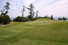 Fujis 14th green complex