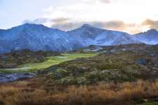 Lofoten Links - Par Three 6th