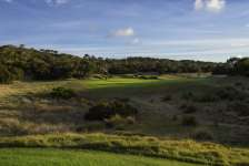 National Moonah 17th Hole Photo by Larry Lambrecht