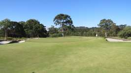 Royal Melbourne West 3rd Green