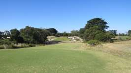 Royal Melbourne West 5th Hole