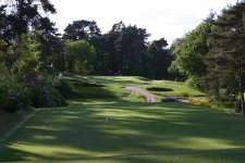 The short 8th at Sunningdale Old