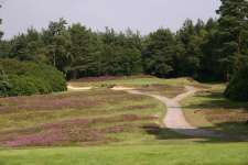 The short 13th hole