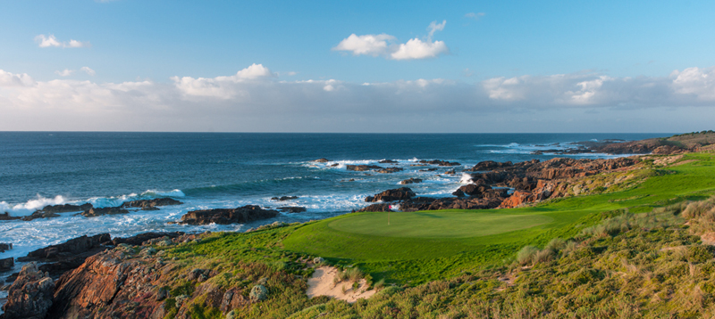Cape Wickham - 16th Hole