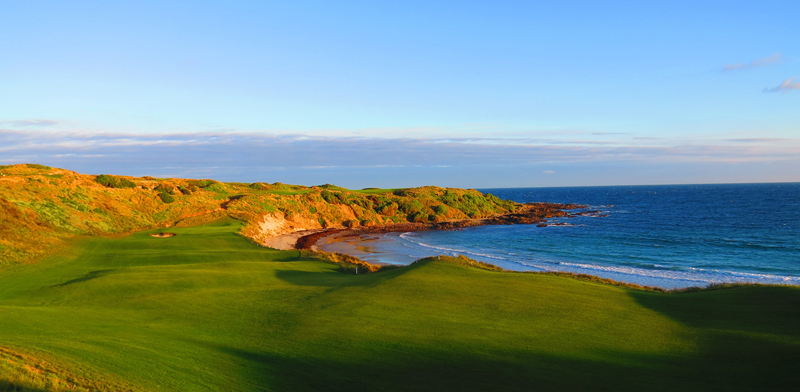 Cape Wickham - 18th Hole