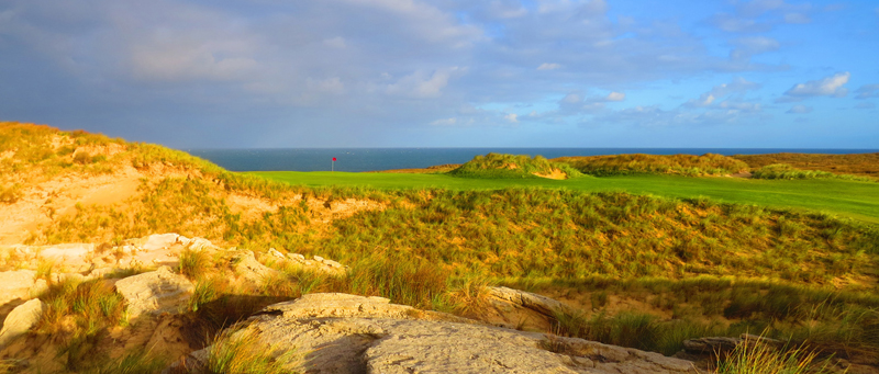 Cape Wickham - 9th Hole